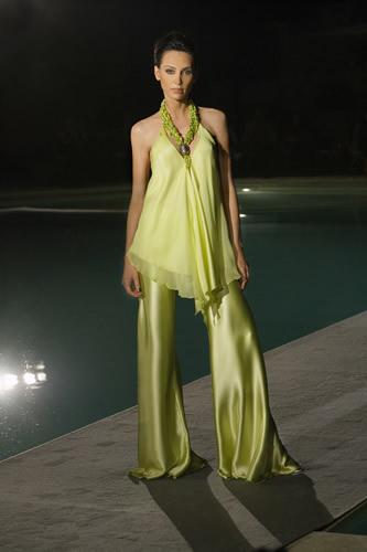 Abiti Da Sera Con Pantaloni.Ceremony Dresses And Evening Suits